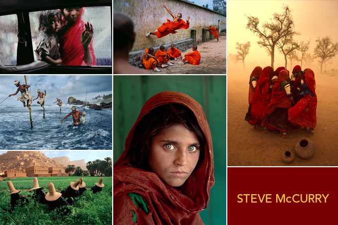 photo.circle.fifty.one featuring Steve McCurry