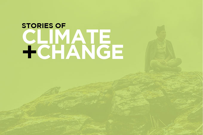 Stories of Climate+Change