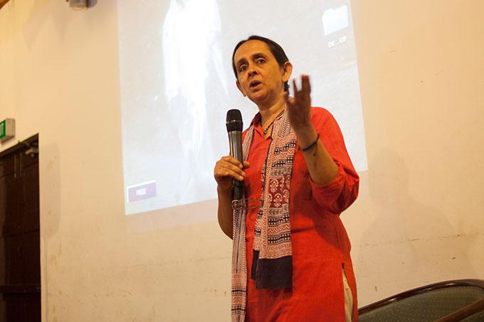 ON DOCUMENTARY PRACTICE: A talk by Sameera Jain