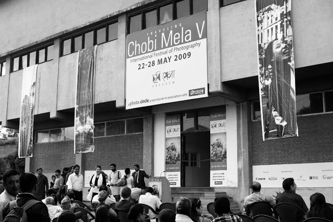 Traveling Chobi Mela V